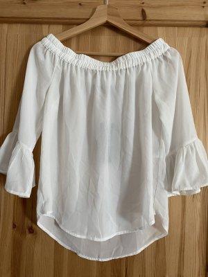 Off Shoulder Bluse/ Sommer Bluse