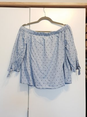 Off-Shoulder-Bluse, Tom Tailor