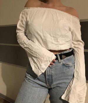 Off shoulder Bluse von Brandy Melville