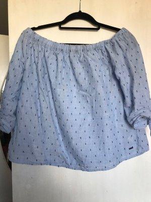 Off-Shoulder Bluse von Tom Tailor