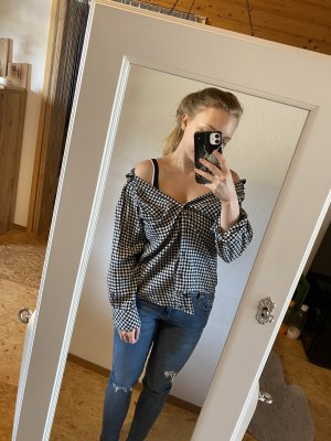 Off-shoulder Hemd