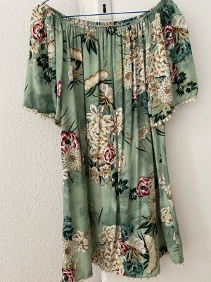 Off-Shoulder Kleid Größe L