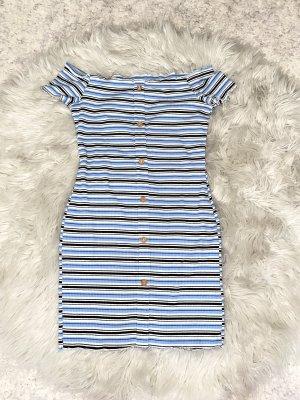 Off Shoulder Kleid Ripped Neu gr. M