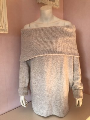 H&M Wool Sweater oatmeal-cream