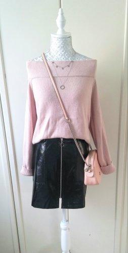 Off-Shoulder Pullover von H&M