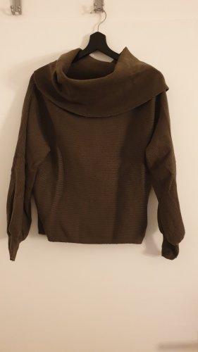 Off Shoulder Pullover ZARA