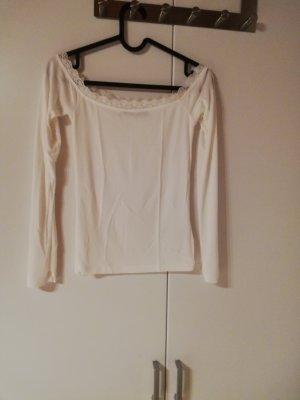 Ribbed Shirt white