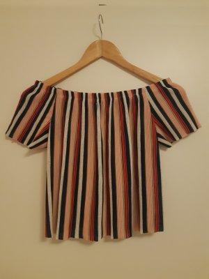 Off- Shoulder Shirt