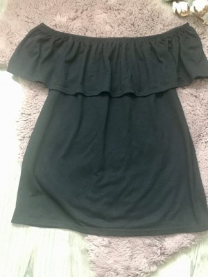 TCM Carmen Shirt black