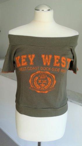 Off-Shoulder Shirt Gr. L