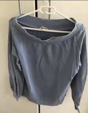 Off shoulder Sweatshirt von H&M