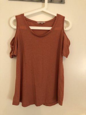 Off Shoulder T-Shirt Gr.S