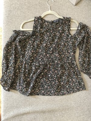 American Eagle Outfitters Long Sleeve Blouse multicolored