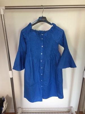 Off-the-Shoulder Kleid von Mango