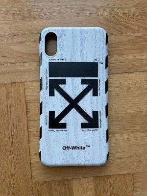 Off-White Case für Iphone X