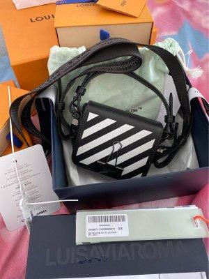 "Off-white Clip Bag ""Stripe Baby"""