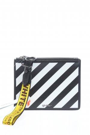 "Off-White Clutch ""Diag Pouch"""