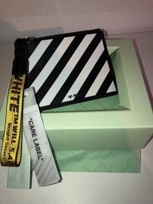 Off-White Handbag black-white