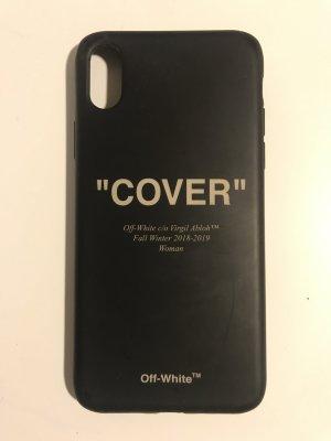 Off-White Hoesje voor mobiele telefoons zwart-wit