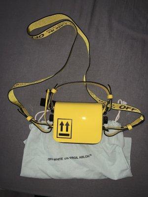 Off-White Mini Bag yellow