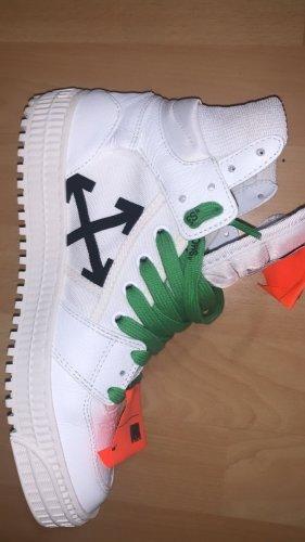 Off-White High Top Sneaker multicolored