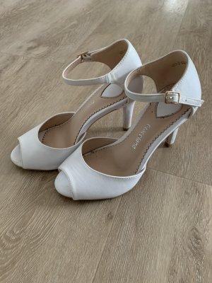 Offene High Heels