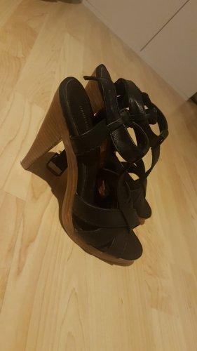 Offene High Heels H&M