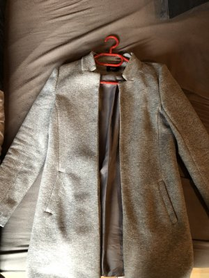 Only Manteau court gris clair