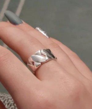 offener Ring neu Silber 925