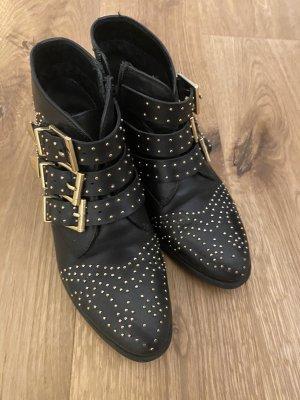 Office Chelsea Boot noir-bronze