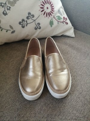 Office Espadrilles Gold 36