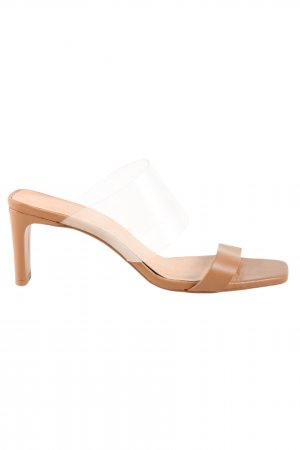 Office London High Heel Sandaletten nude Casual-Look