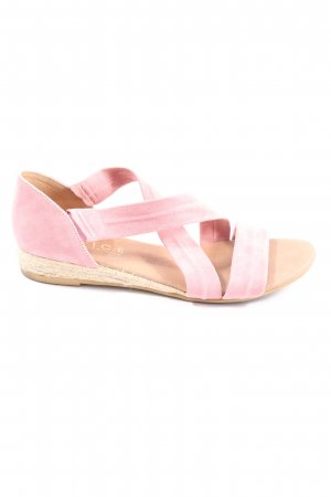 Office London Comfort Sandals pink casual look