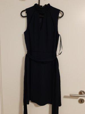 Forever New Midi Dress dark blue