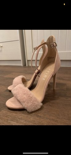 Office Plüsch High heels