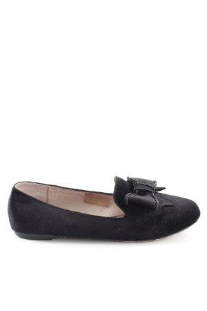 Office Pantoffels zwart casual uitstraling