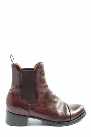Officine Creative Chelsea Boot brun style décontracté