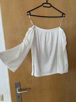 Offshoulder-Bluse • weiß • sommerlich