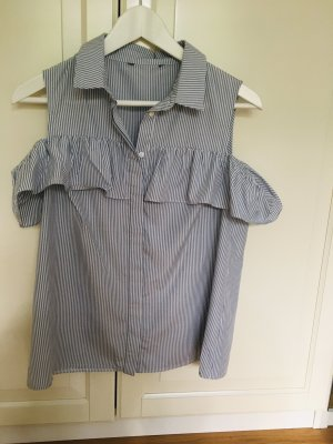 Offshoulder Blusen Shirt