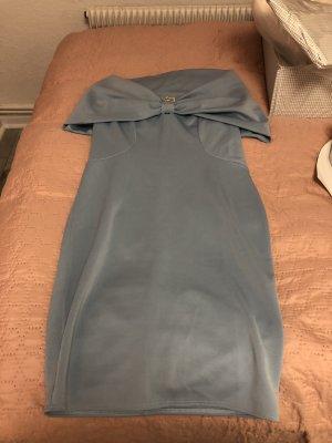 asos curve Robe de soirée bleu azur