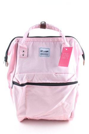 Oflamn Schulrucksack pink Casual-Look