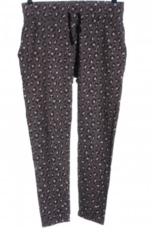 OGNX Sweat Pants allover print casual look