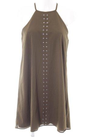 Oh my love A-Linien Kleid dunkelgrün Casual-Look