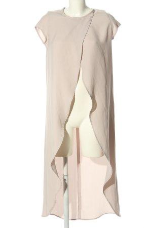 Oh my love Długa bluzka w kolorze białej wełny Elegancki
