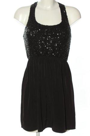 Oh my love Sukienka mini czarny Elegancki