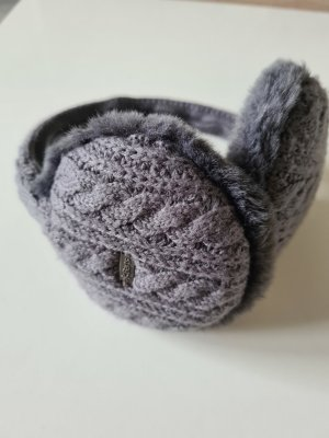 Barts Knitted Hat grey