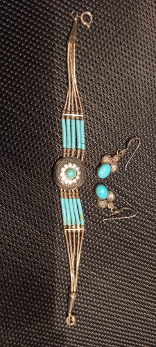 Ohrhänger  /Armband
