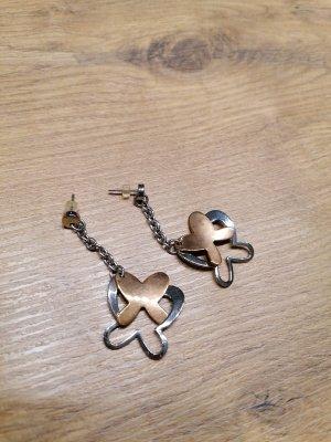 Schmuckset Ring Armband Kette Brosche Gold Steinchen Avon NEU