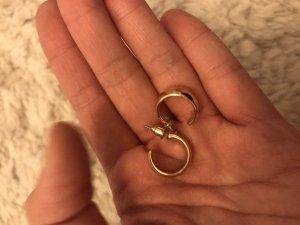 accessories Orecchino a vite oro
