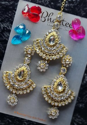 Jewellery Set multicolored